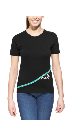 Edelrid Rope T-Shirt Women cliffhanger